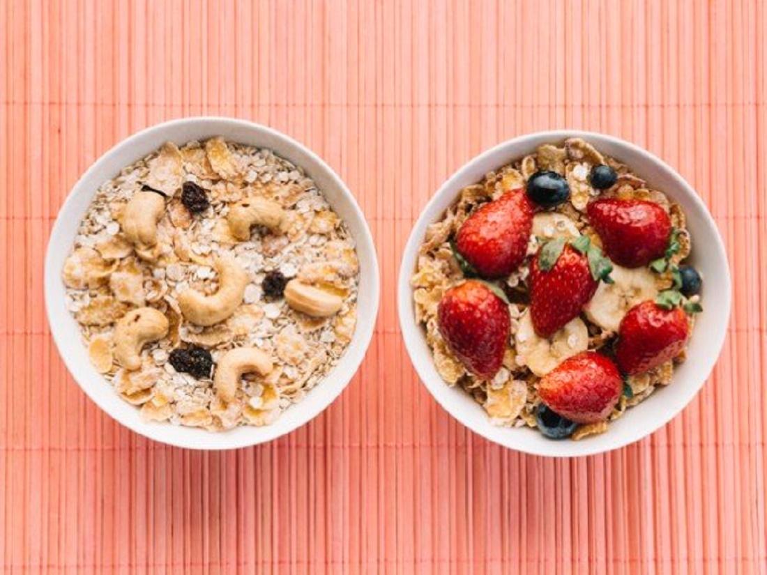 أطعمة يمكن تناولها دون زيادة وزنك