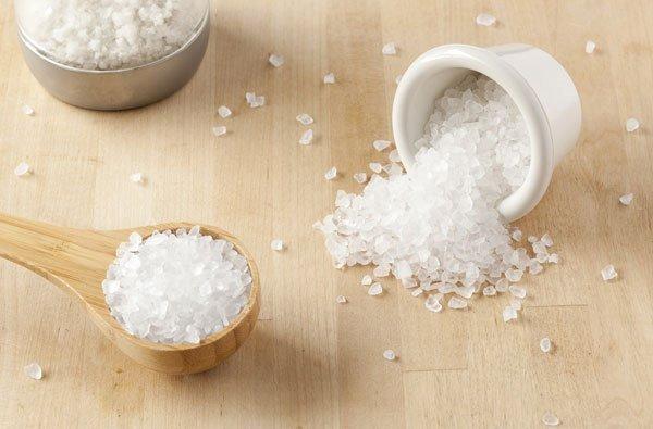 فوائد الملح الإنجليزى