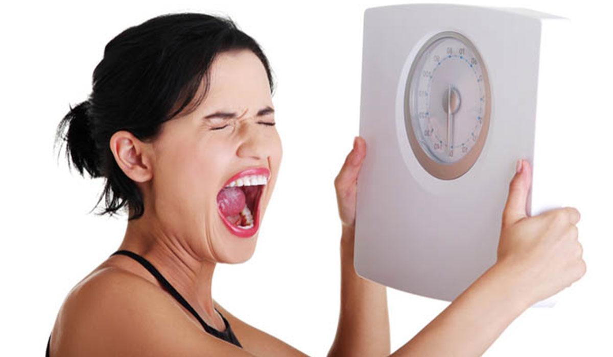 أسباب عدم فقدان الوزن