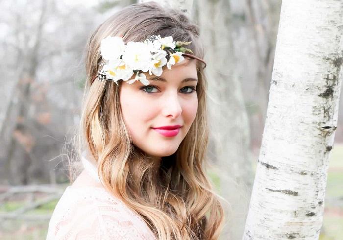 خلطة لتقوية وتلميع شعر العروس