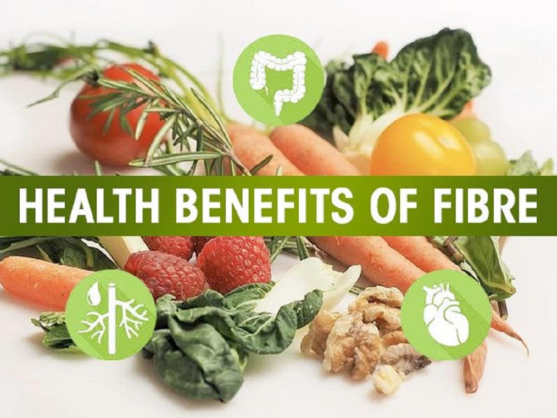 فوائد صحية للألياف الغذائية