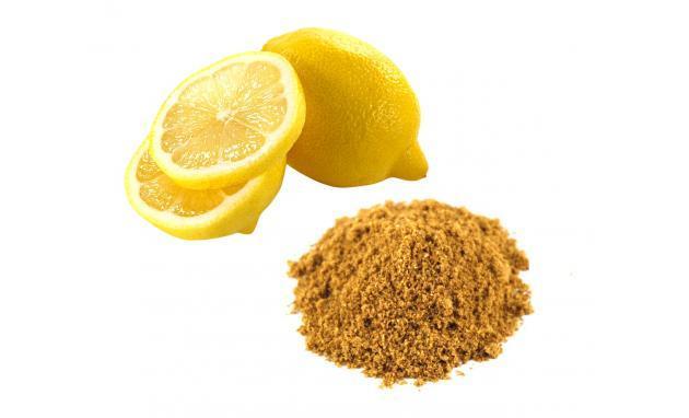 الليمون والكمون لسد الشهية