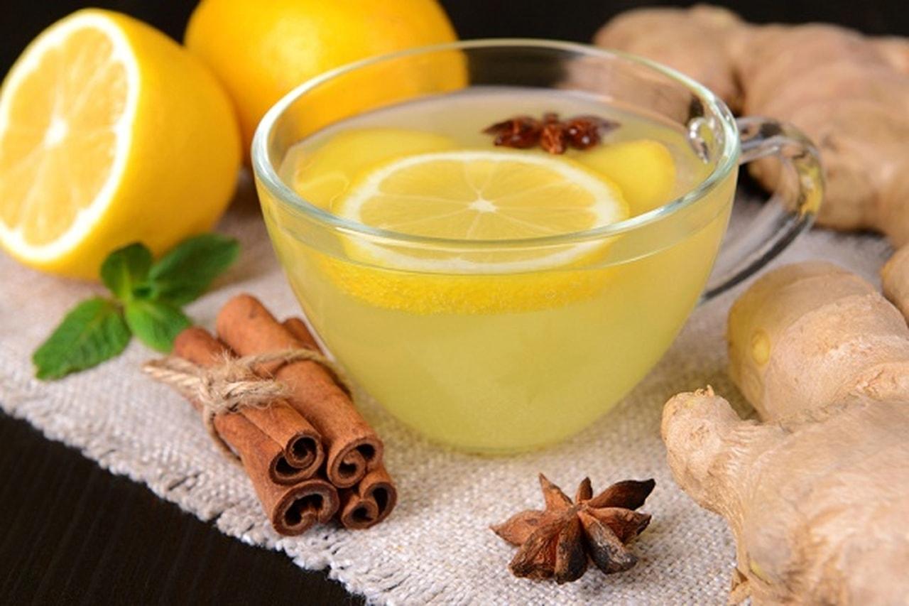 الزنجبيل والليمون