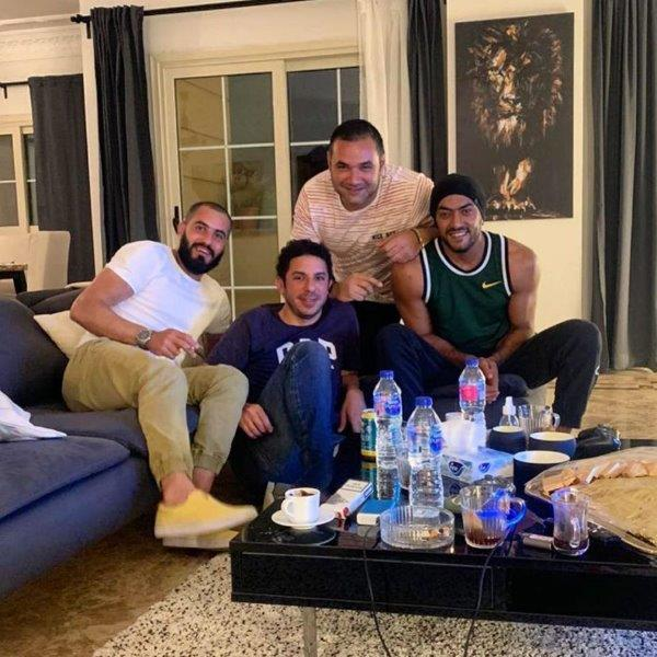 ديكور فخم في منزل ياسمين عبد العزيز وزوجها أحمد العوضي   مجلة الجميلة
