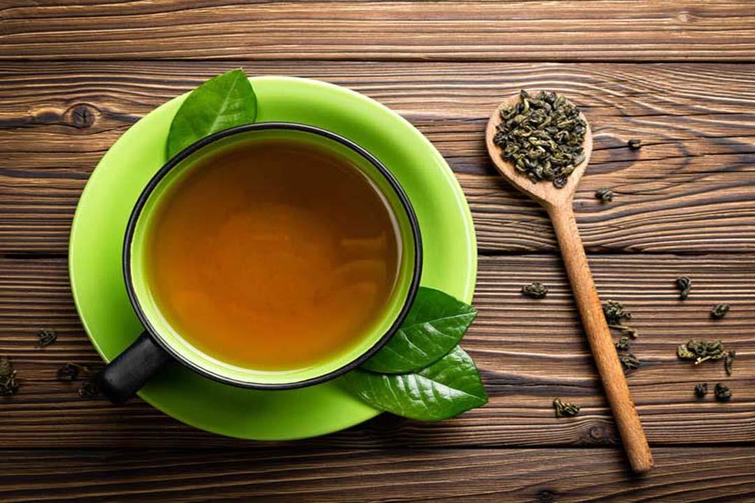 الشاي الأخضر لسد الشهية