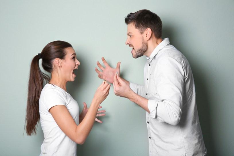 علاج  الشك المرضي لدى الزوج