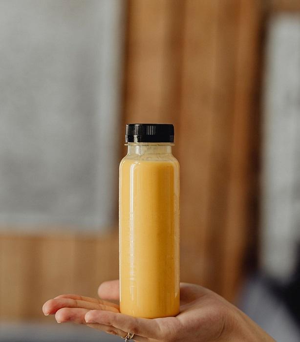 رجيم الزبادي والبرتقال