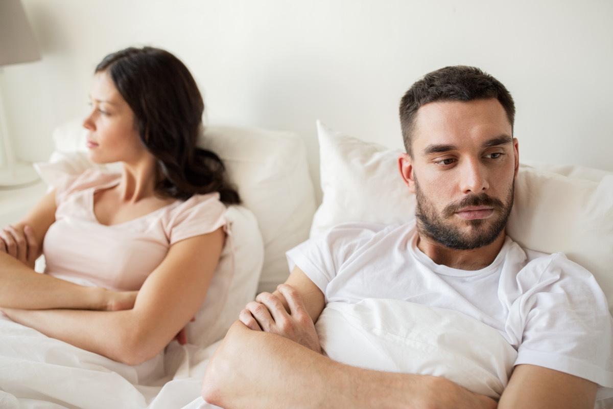 العلاقة الحميمة بعد الخلاف