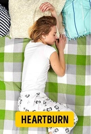 أفضل وضعية نوم