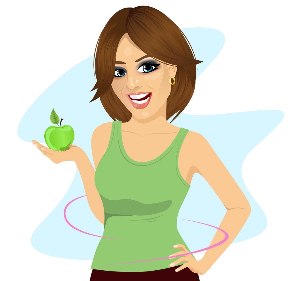 رجيم التفاح