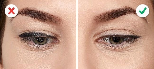 اخطاء تدمر الآيلاينر المجنح وفيديو 1-eyeliner.jpg
