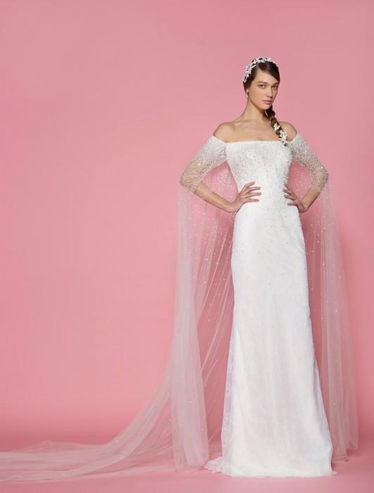 e437232b3 فساتين زفاف خاصة بالعروس صاحبة برج الثور | مجلة الجميلة