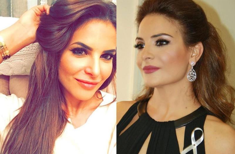 77c0babbabcb5 زفاف الفاشينيستا بيبي عبدالمحسن  ما رأيك بفستانها ومن تشبه من ...