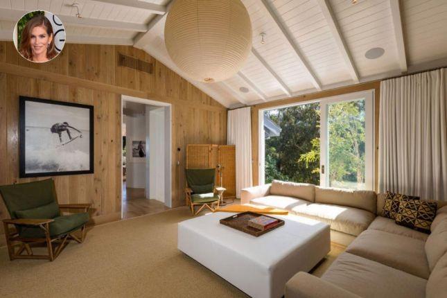 ديكورات غرف معيشة مريحة في منازل المشاهير | مجلة الجميلة