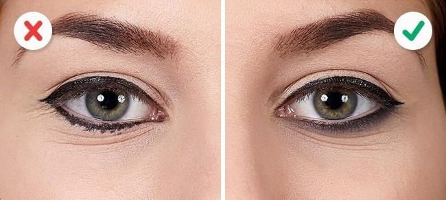 اخطاء تدمر الآيلاينر المجنح وفيديو 4-eyeliner.jpg