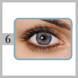 اختبار تحليل الشخصية: حددي أي لون عدسات تفضلين لتعرفي صفاتك