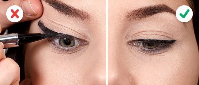 اخطاء تدمر الآيلاينر المجنح وفيديو 8-_eyeliner.jpg
