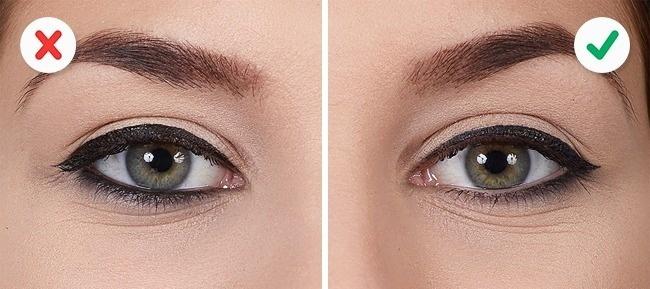 اخطاء تدمر الآيلاينر المجنح وفيديو 9-_eyeliner.jpg