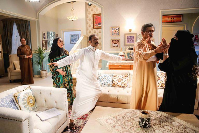 ماذا يقول ناصر القصبي عن دوره في مخرج 7 على Mbc1 في رمضان مجلة الجميلة