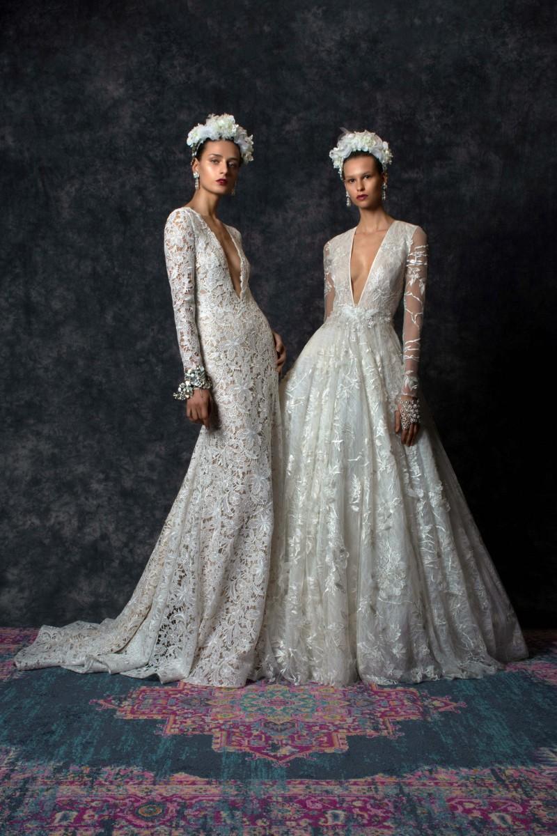 d4216f023 فساتين زفاف نعيم خان 2020 - صحافة نت