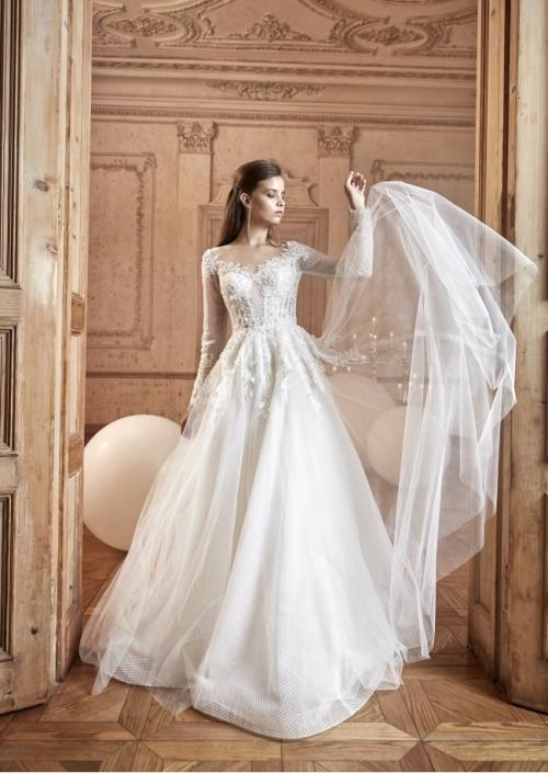 aed707935 أجدد موديلات فساتين زفاف تركية 2018- 2019 | مجلة الجميلة