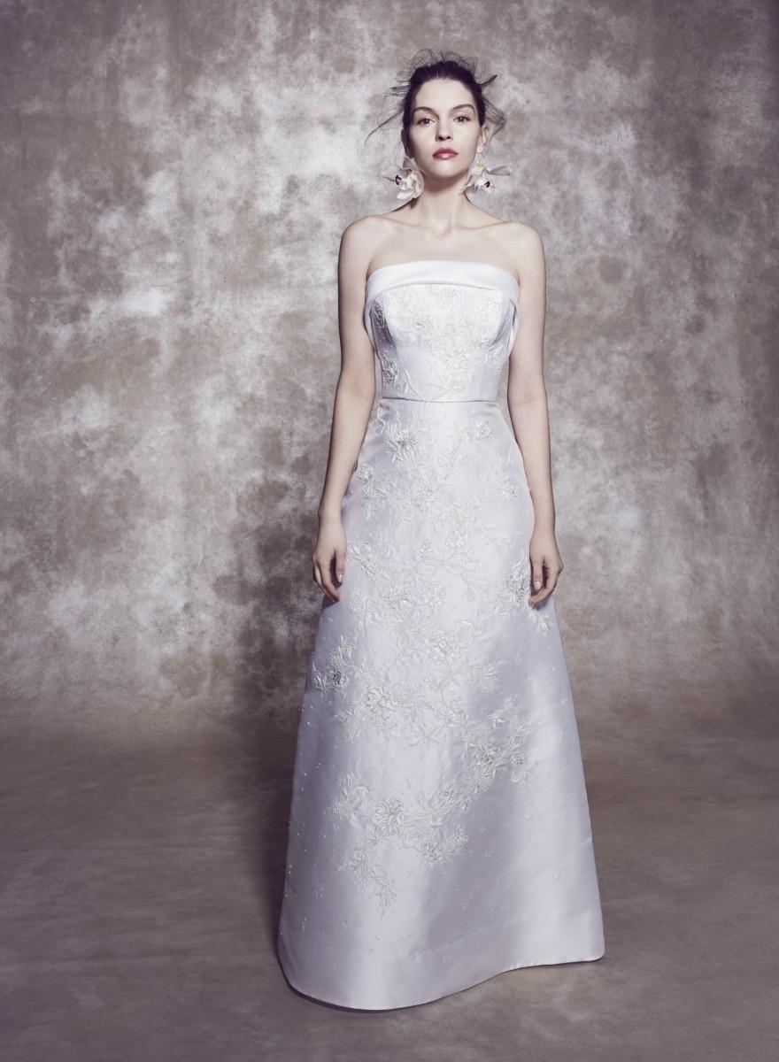 فساتين زفاف لمختلف أشكال الجسم من ماركيزا 2020