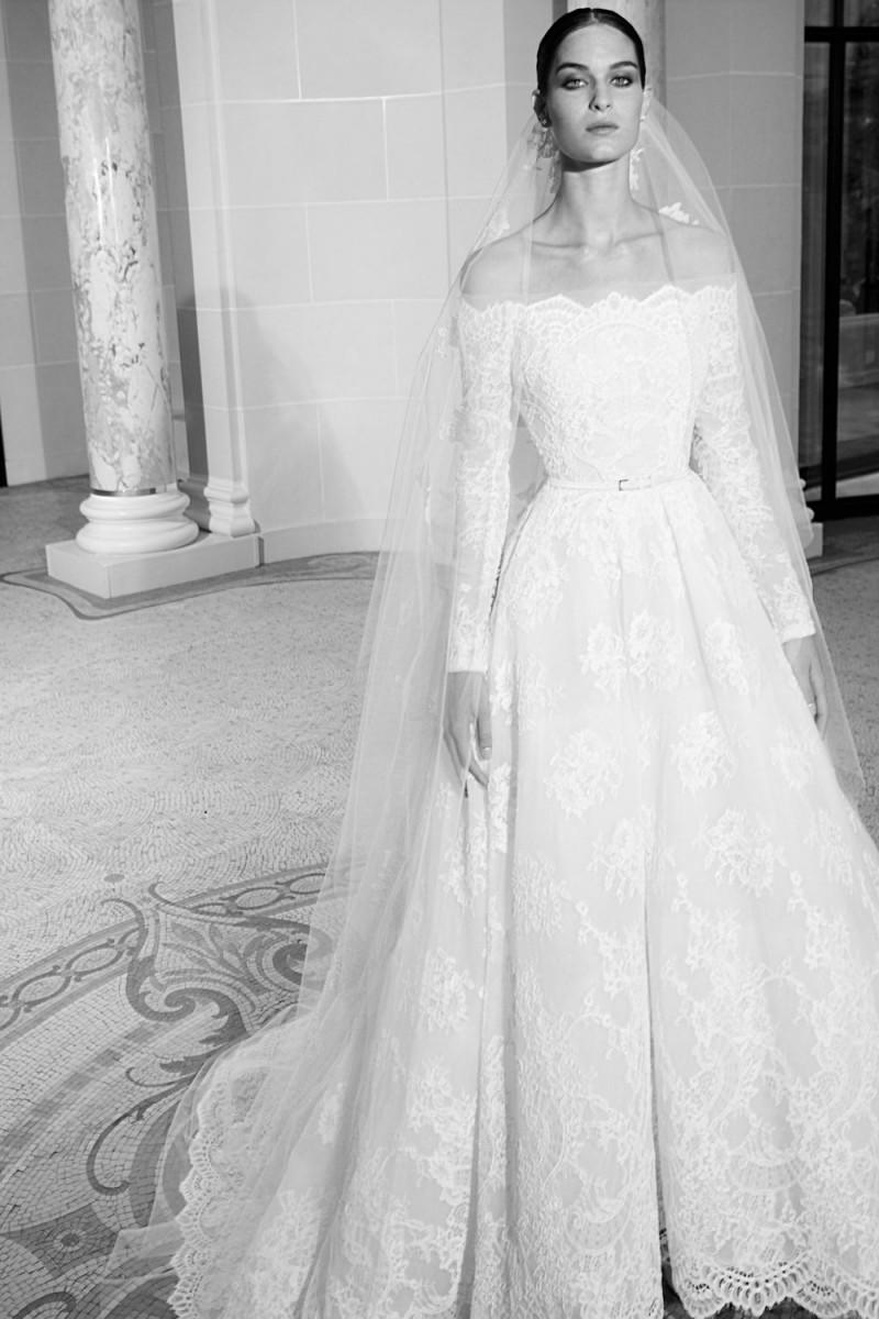 a0de91c1a أجمل موديلات فساتين زفاف لبنانية 2019 | مجلة الجميلة