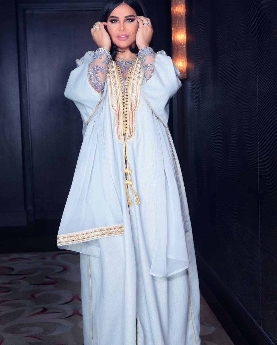 نتيجة بحث الصور عن قفطان مغربي بالصور