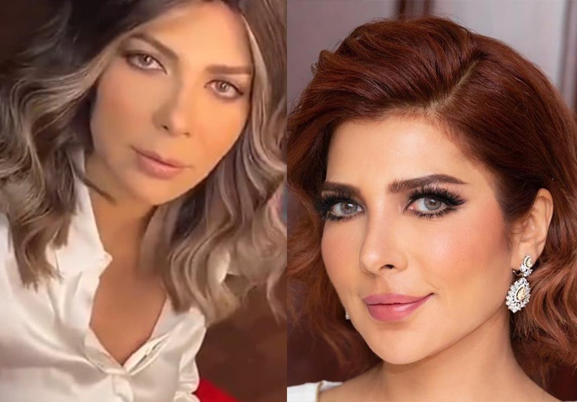 تحولات قصات وألوان شعر النجمات العربيات في حصاد 2019