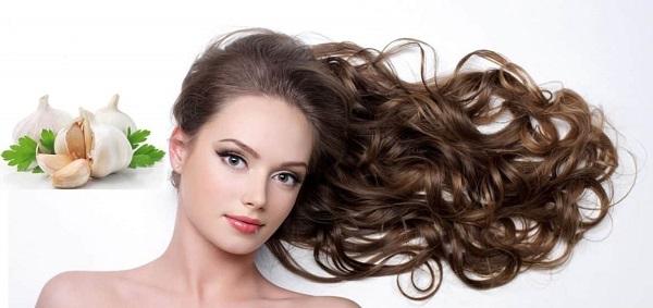 أسرع وصفة من البصل والثوم لزيادة طول الشعر