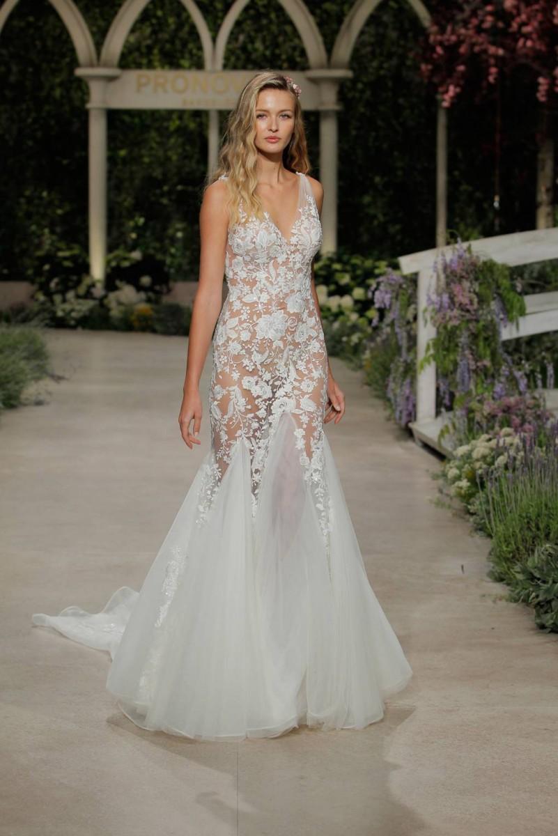2eab087ff موديلات فساتين زفاف مطرزة 2019 | مجلة الجميلة