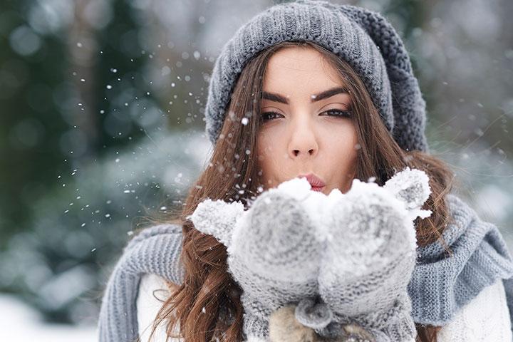 كيفية حماية البشرة من الجفاف بسبب طقس الشتاء
