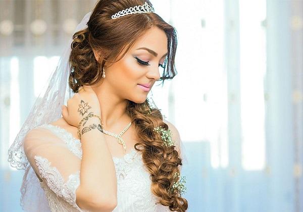 فوائد المايونيز لشعر العروس