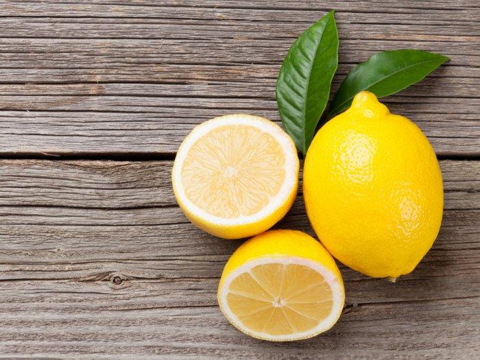 الليمون لانقاص الوزن