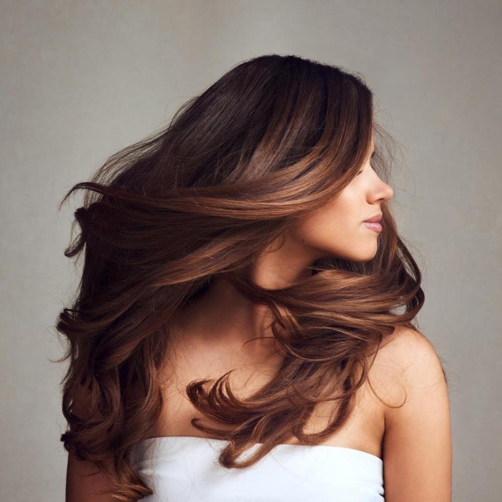 الوسمة لنمو الشعر