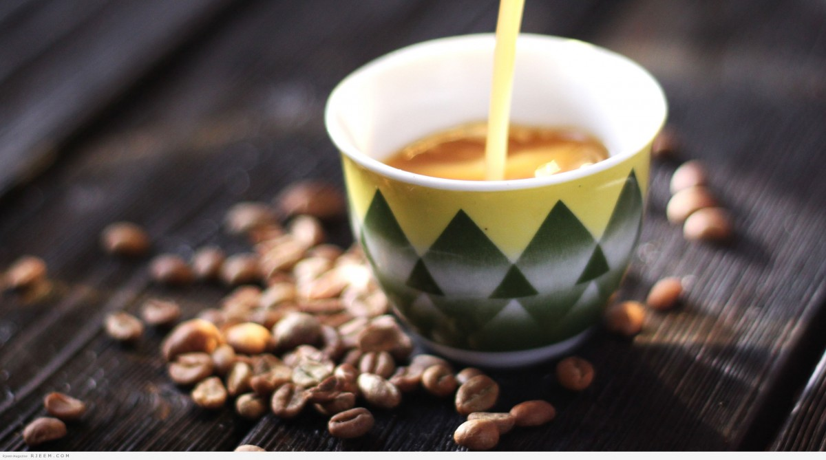 طريقة عمل قشر القهوة لتنحيف البطن
