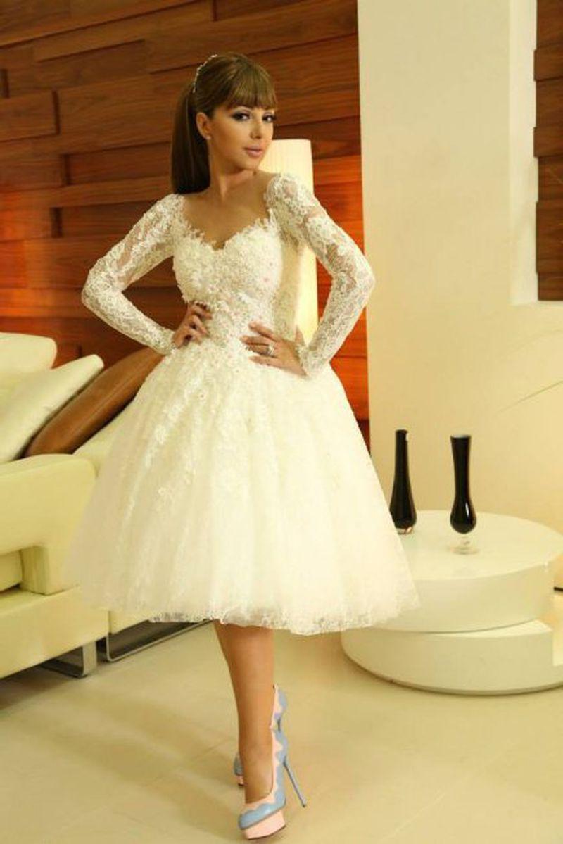 036144134 فساتين ميريام فارس استوحي منها ليوم زفافك   مجلة الجميلة