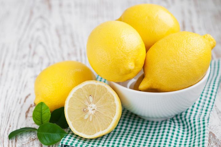 وصفة الليمون والقرفة