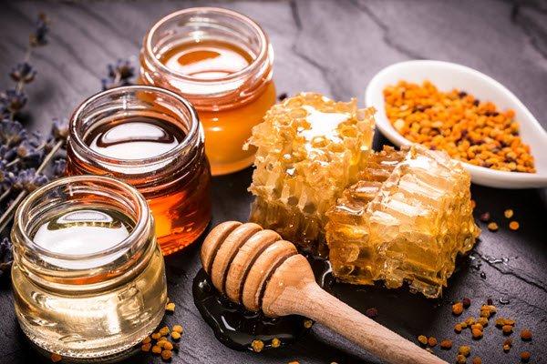 وصفة غذاء ملكات النحل والزعتر