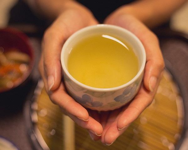 رجيم الشاي الاخضر والحليب