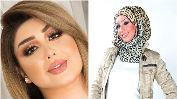 الممثلات الكويتيات قبل وبعد عمليات التجميل | مجلة الجميلة