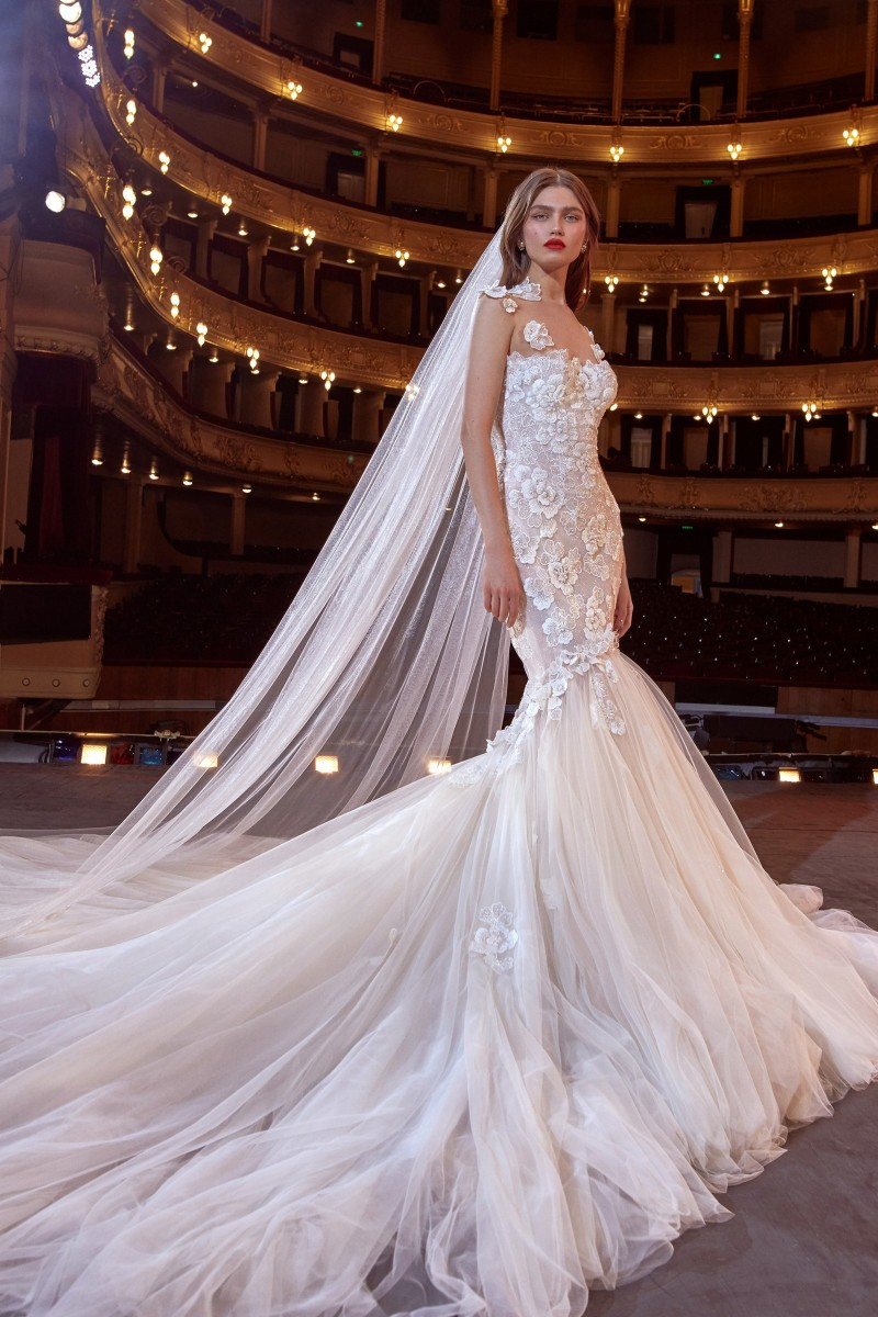 626ee25fea5ec Galia Lahav. كما قدمت بعض الماركات فساتين زفاف ...