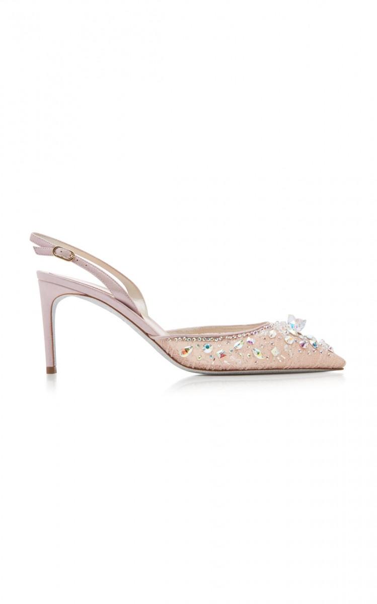 f226b727c اجدد موديلات احذية للعروس   مجلة الجميلة