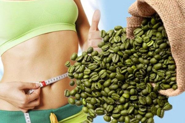 القهوة الخضراء لانقاص الوزن