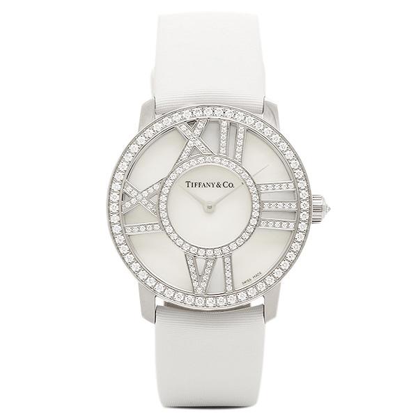 c205ecf89 كذلك أبدعت دار تيفاني آند كو Tiffany & Co موديلات ساعات بيضاء للعروس، وتشع  بريقاً بفصوص الألماس التي تزينها.