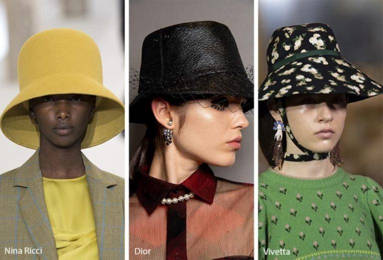 قبعات رائجة في خريف 2019