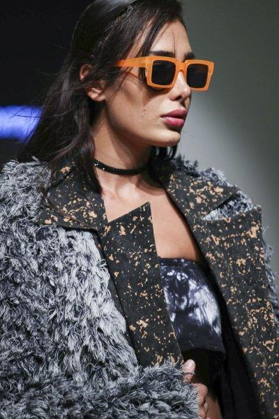 صيحات النظارات الشمسية من أسبوع الموضة بدبي