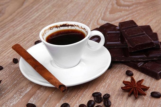 ماسك القهوة والشوكولاته