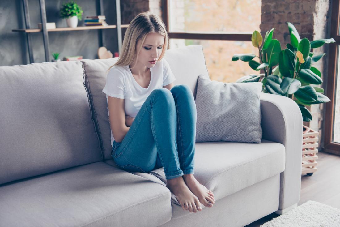 علاجالم المهبل عند الجلوس
