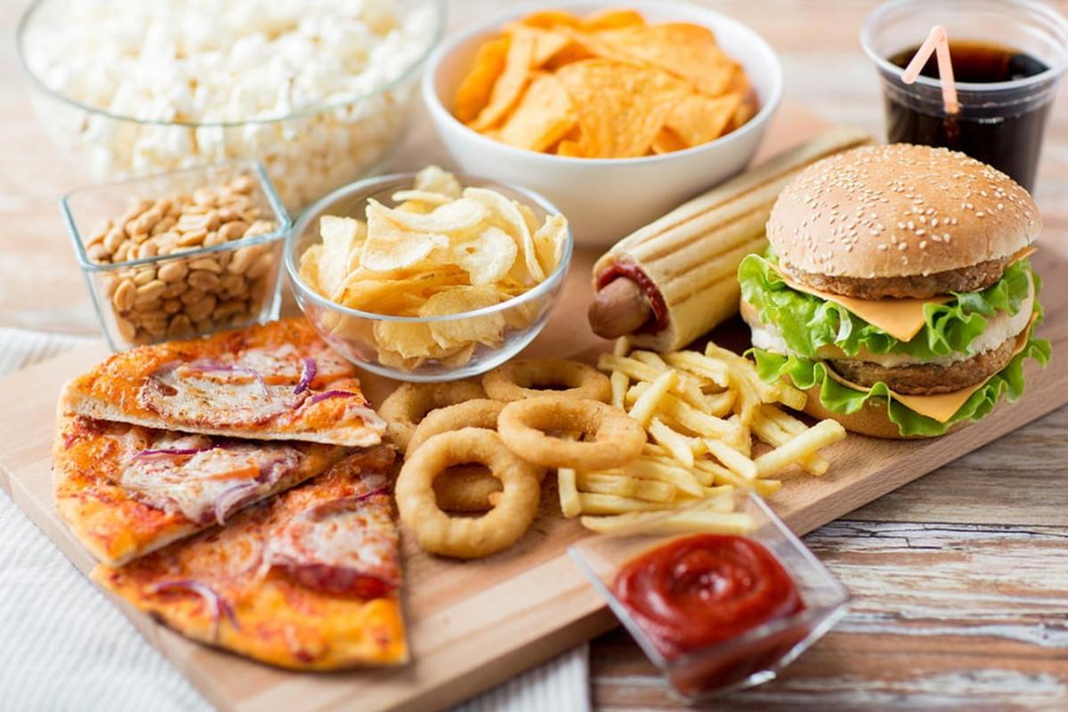 الاطعمة الدهنية
